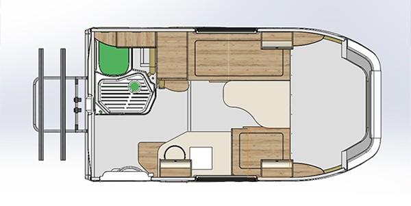 Конструкция дома на колесах